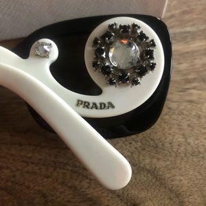 Prada Accessories - Prada sunglasses with premium polarized lenses